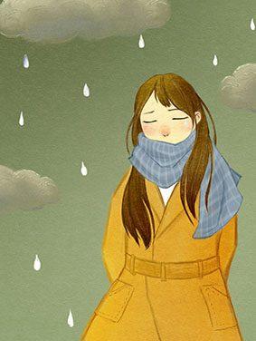 「濕冷天氣,關節冰涼?心情低落?」