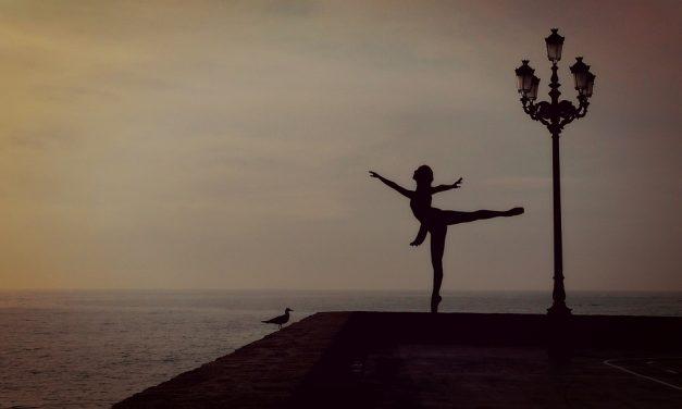 用舞蹈談空性和音樂性的關聯