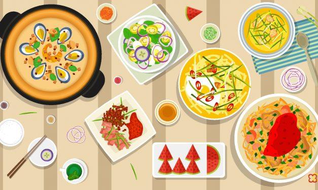 【飲食相談所】食物的熱量、營養和能量